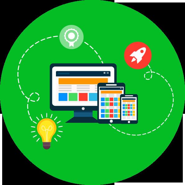 Responsive Web Design - Custom Website Design
