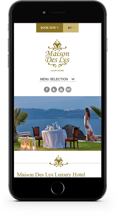 Maison Des Lys Luxury Suites